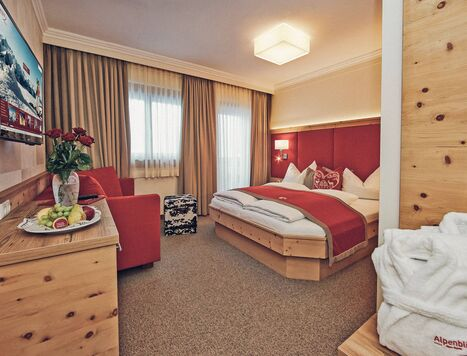 Zimmer, Appartements, Preise ❤️ 4*s Hotel Alpenblick Zell am See